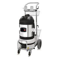 Nettoyeur vapeur-aspirateur -Carmen-Mini-Inox 6 Bar